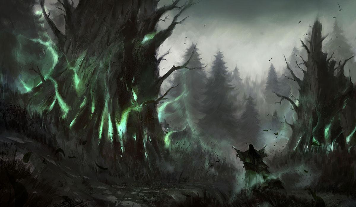 Fantasy Art Necromancers Wallpapers Hd Desktop And: Nele Diel